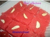 Kesari (Strawberry flavoured)