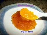 Papaya Halwa/Jam