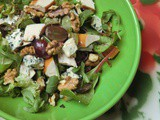 Grape, Walnut and Smoked Chicken Salad (+ a Thank You)