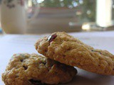 My favorite Oatmeal Cookies, and why i write about them now
