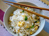 Scrambled Egg Fried Rice