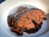 Australische chocolate pudding