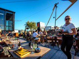 Black Smoke Rooftop bar … summer vibes op het zesde verdiep