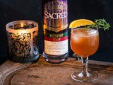 In the Mix Fat washed Sacred Gin Negroni