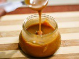 Easy Way To Make Yummiest Caramel Sauce