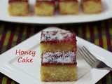 Honey Cake Indian Style