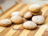 Kurabiye – Turkish Shortbread Cookies