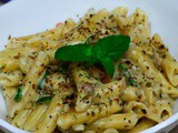 Pasta Alfredo/ How to make pasta in white sauce