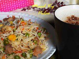 Winter Vegetable Pulao – a Healthy One Pot Meal