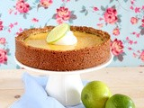 Torta al lime - Key lime pie