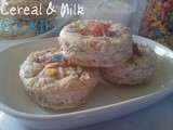 ~Cereal & Milk Cookies
