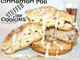 ~Cinnamon Roll Stuffed Sugar Cookies