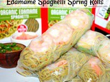 ~Edamame Spaghetti Spring Rolls.. by Explore Cuisine