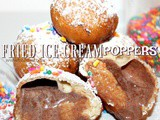 ~Fried Ice Cream poppers