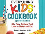~The Everything kids' Cookbook! – Updated Edition~