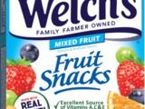 ~Welch's Fruit Snacks
