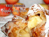 ~White Cheddar Apple Fry Pies