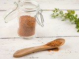 How to make chicken seasoning (spice mix)