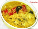 Seer fish / Neymeen / Vanjaram / Surmai fish curry
