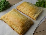 Artichoke, Kale and Cheddar Hot Pockets for 2