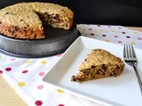 Chocolate Chip Banana Cake