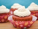 Red Velvet Cupcakes w/ Cinnamon Buttercream