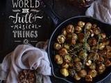 Christmas Special | Caramelised Chestnuts with Honey & Thyme
