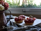 Strawberry Mini Tarts & Is crop season again