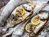 """Tsipoura"" – white fish with herbs"
