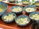 Chicken Healing Soup with Ginger & Coriander