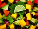 Cooking with doTERRA - Mango & Black Bean Salsa & Strawberry Basil Lemonade - Today on Channel 4 at 4-abc Utah