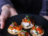 Carrot Lox Crackers