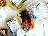 Review of Thistle's Plant-Based Meal Delivery Subscription Service