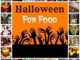 25 Quick and Easy Halloween Fun Foods