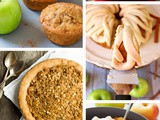 5 Autumn Inspired Apple Recipes + Funtastic Friday 145 Link Party