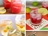 5 Cool Summer Drink Recipes + Funtastic Friday 136 Link Party