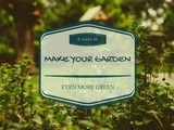 5 ways to make your garden even more green