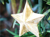 Diy Antique Star Ornaments Plus 2016 Ornament Exchange