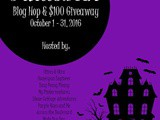 Halloween Blog Hop 2016 & $100 Giveaway
