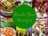 Mardi Gras Recipes + Funtastic Friday 115 Link Party