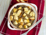 Grain-free Cran-Apple Breakfast Clafoutis
