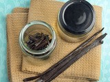 Home-made Vanilla Extract