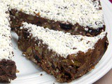 Recipe Redux: Raw Cacao & Coconut Panforte