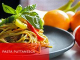 Pasta Puttanesca from 125 Best Vegan Recipes