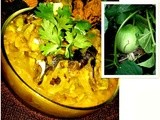 Bottle Gourd with Fish head (Macher matha die Lao)