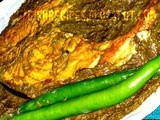 Fish Corn-Palak