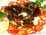 Grilled Fish with Lemon n Coriander