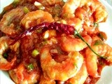 Guest Post: Shrimp in Gravy with Homemade Shrimp Stock