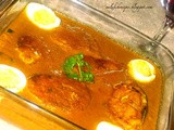 Hyderabadi Fish Curry and more awards