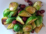 Crunchy brussels sprouts with hazelnuts
